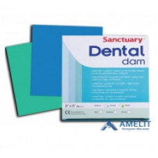 Платки для коффердама Dental Dams (Sanctuary), детские, 52шт./упак.