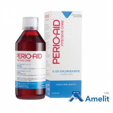 Ополаскиватель PERIO-AID INTENSIVE CARE, флакон (Dentaid), 500 мл