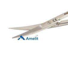 Ножницы хирургические BS.541.115, изогнутые, 115 мм (Falcon), 1 шт.