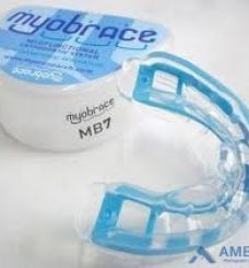 Трейнер Миобрейс МБС1-7 (Myobrace MBS1-7), мягкий, 1шт.