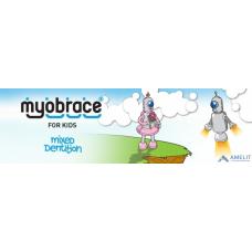 Трейнер Миобрейс (Myobrace for Kids), для детей, 1шт.
