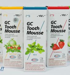Набор Тусс Мусс Кит (Tooth Mousse Kit, GC), 5шт, 40гр/35мл