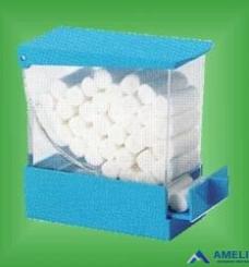 Диспенсер выдвижной для валиков, роллов, тампонов ватных (Sun Pharmaceuticals), 1шт.