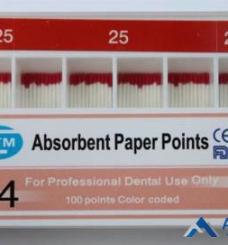 Штифты бумажные 0.4 кон. (в ассортименте), 200шт./упак.