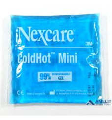 Пакет гелевый, охлаждающий/согревающий (Nexcare ColdHot minigel), 1шт.